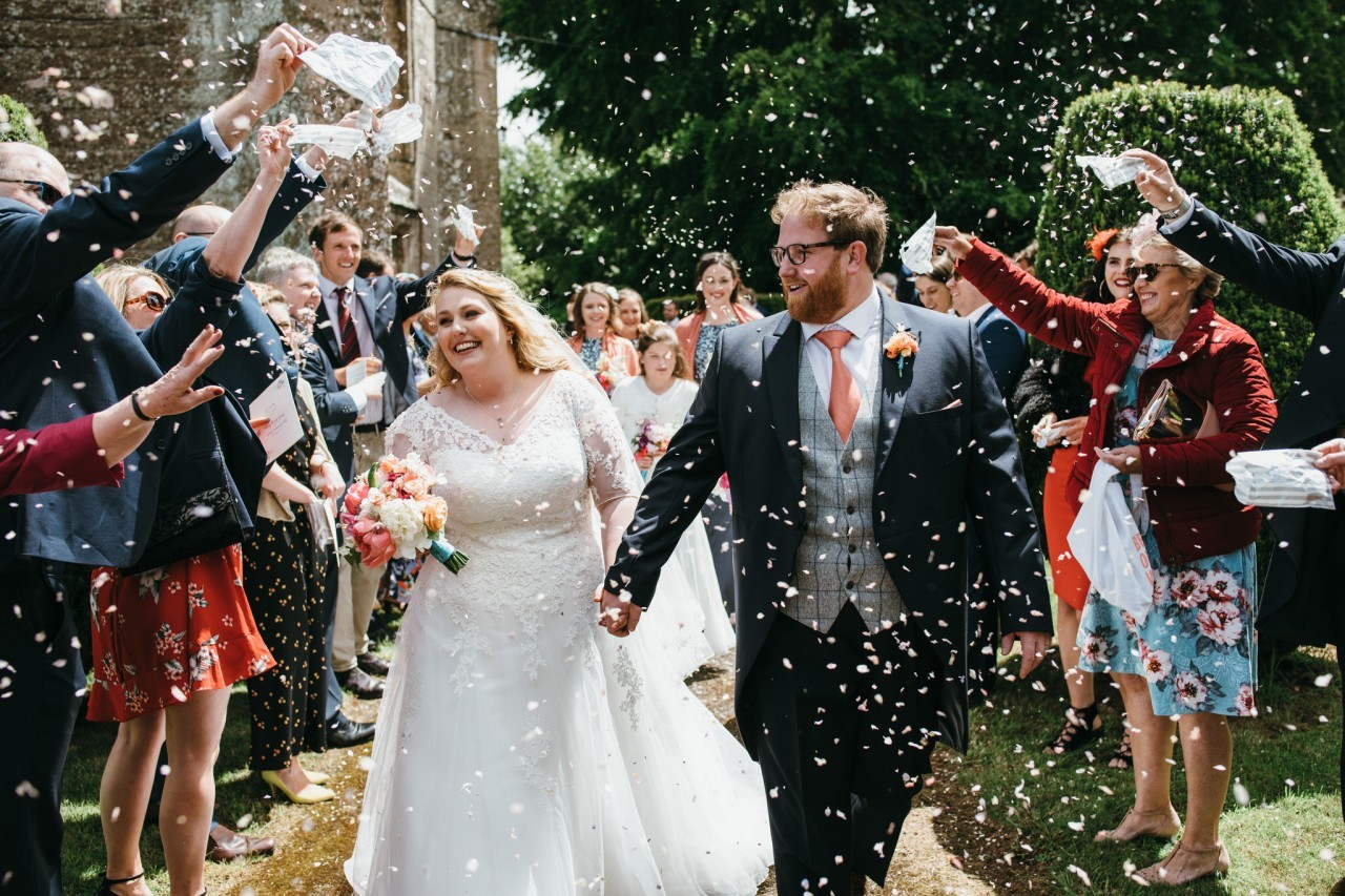 Sofia & Stuart | Farm Wedding, Somerset