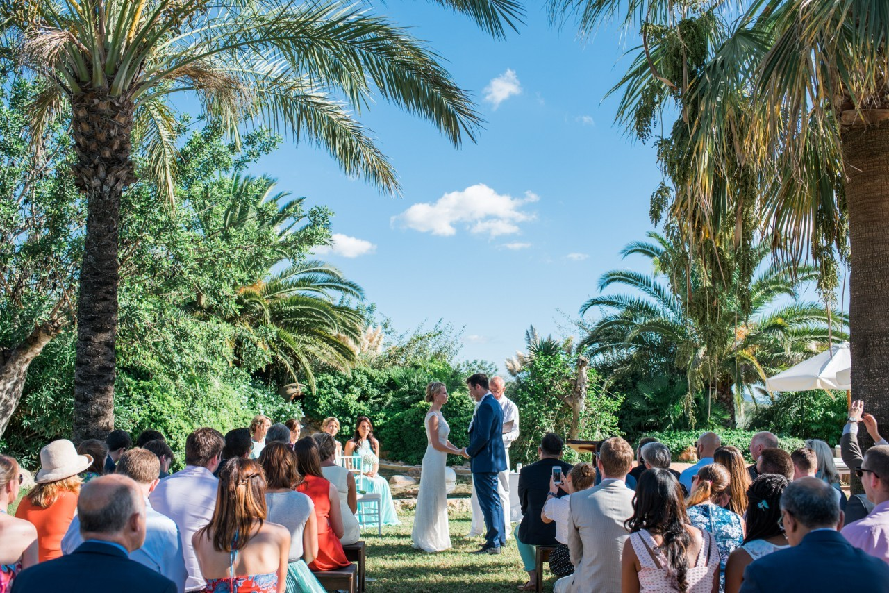 Can Gall, Ibiza Wedding | Kim & Luke