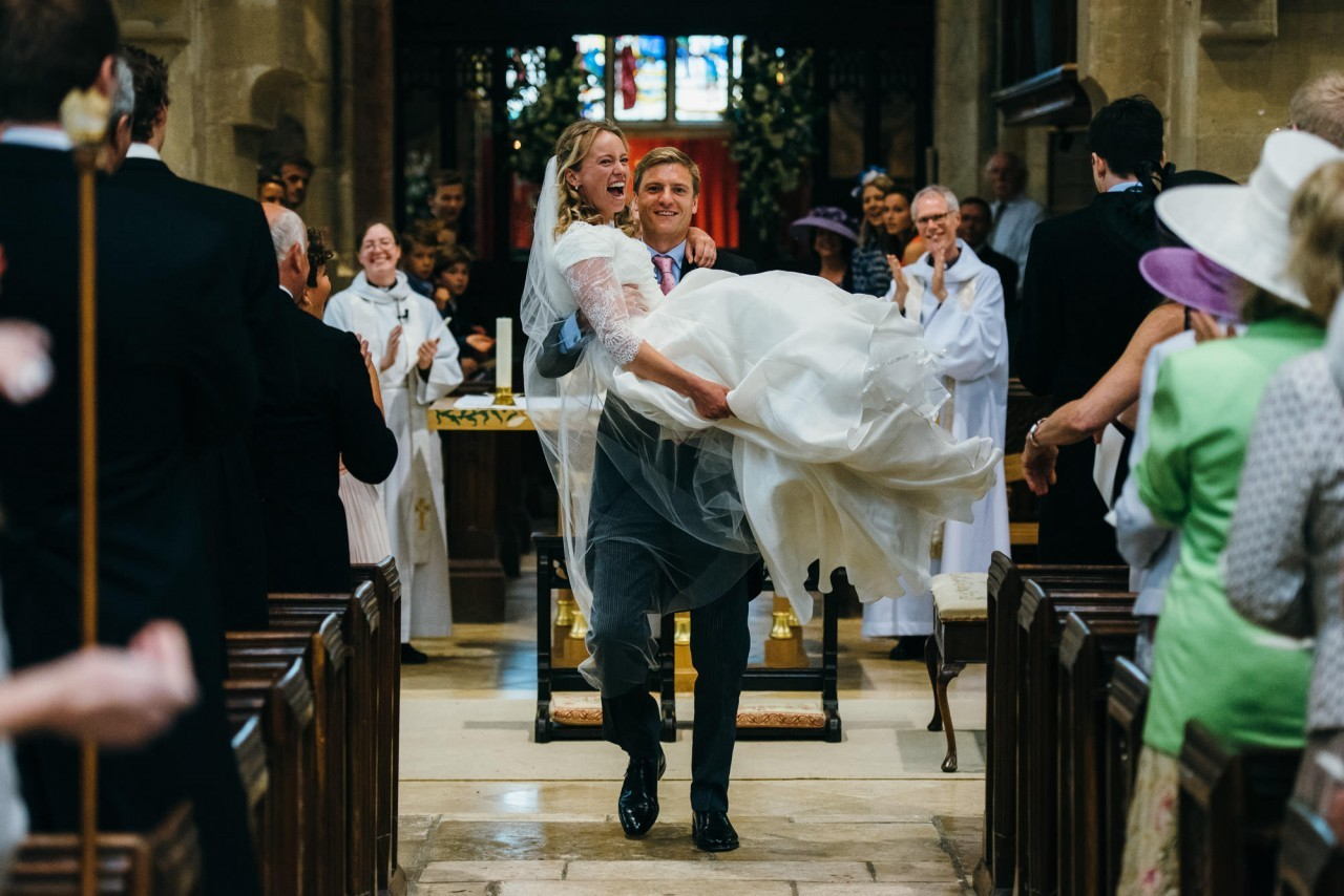 Angie & Henry, Cirencester