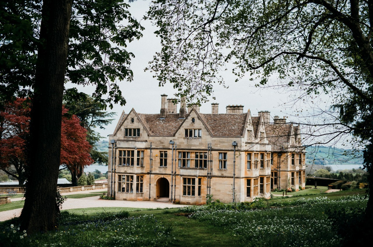 Coombe Lodge, Somerset