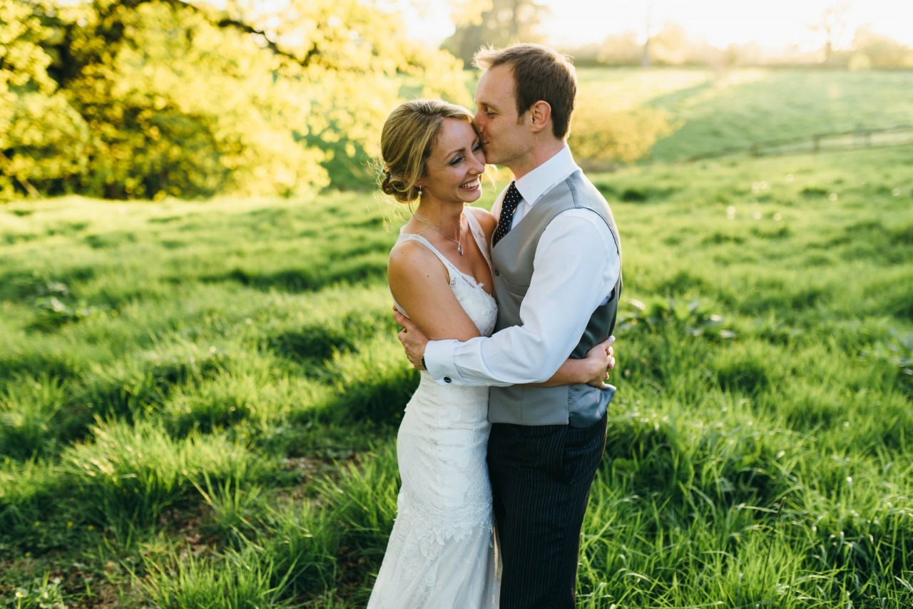 Helena & James, Pennard House