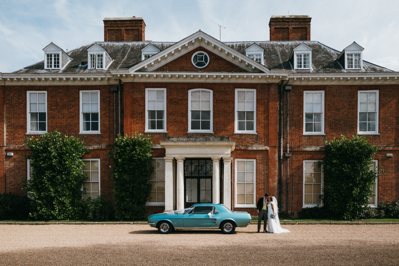 Squerryes Court | Chloe & Joe