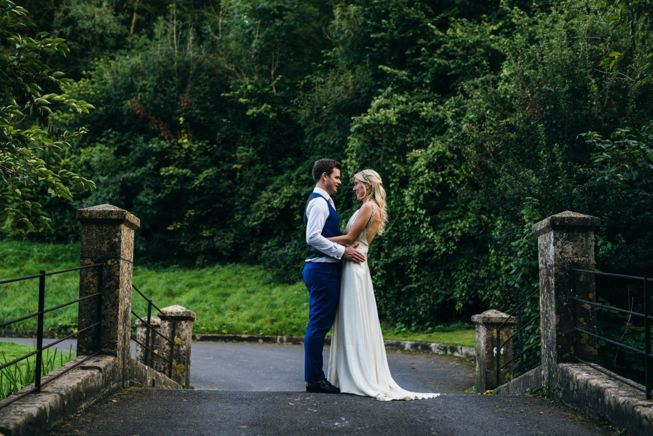 Georgie & Scott, The Manor House