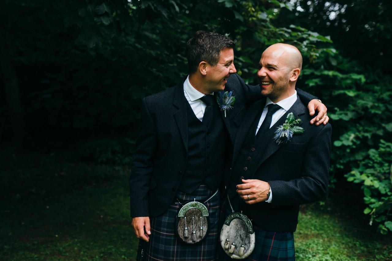 Rob & Kev, Tonedale House