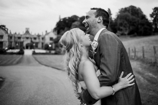 Lizzie & Mark, Caswell House