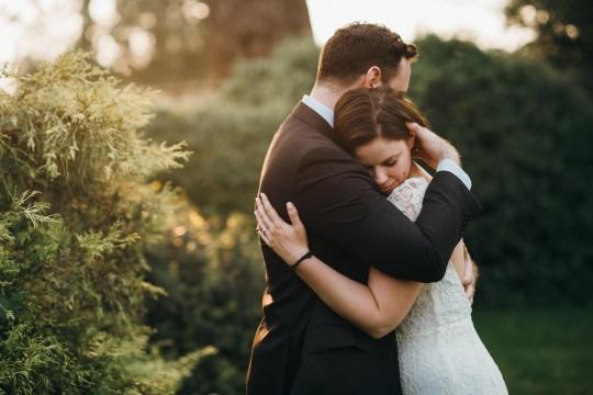 Intimate & Small Wedding Photography