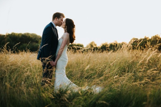 Anna & Ben | Tortworth Lake Wedding