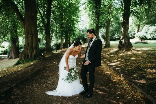 Cannon Hall Wedding | Amy & David