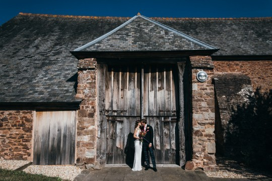 Rachel & Rory, Dunster Tithe Barn