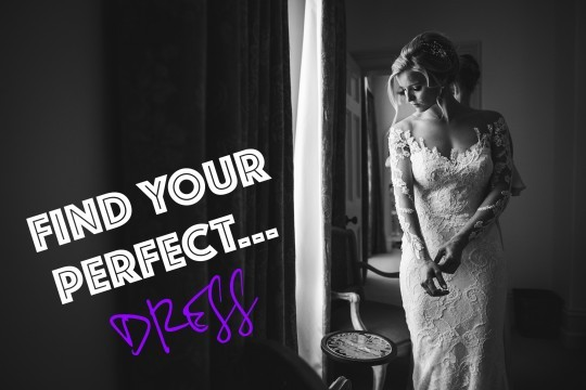 Find your perfect…dress