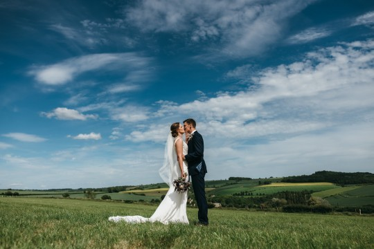 Emily & Ian | Baya Dome Wedding in Somerset