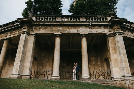 Assembly Rooms, Bath | Gemma & Sean