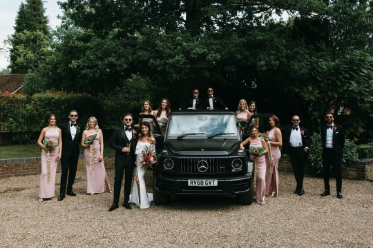 Charlotte & Alex | Watford Wedding