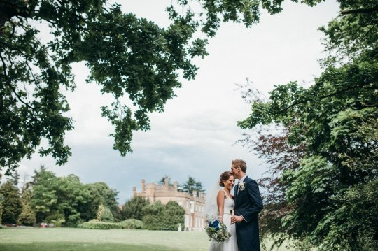 Jenny & James, Nonsuch Mansion