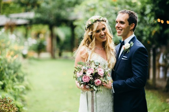 Stephanie & Mark, Maunsel House