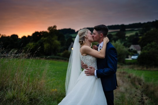 Natalie and Arron, Priston Mill