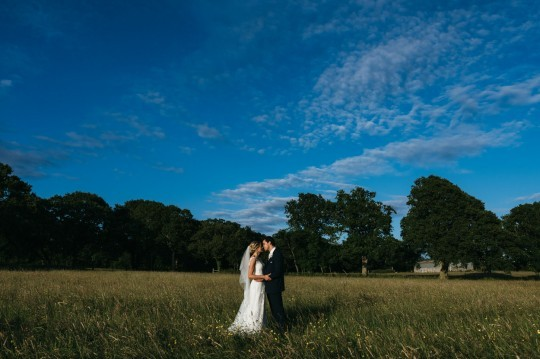 Kirsty and Ben, Froginwell Vineyard