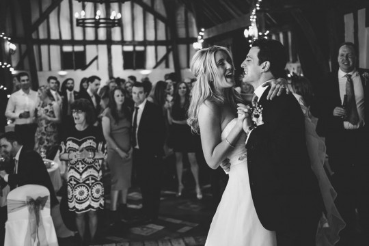Hayley & David, Smeetham Hall Barn