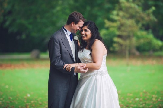 Mandip & Colin, Tortworth Court
