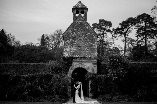 Lauren and Nick, Brympton House