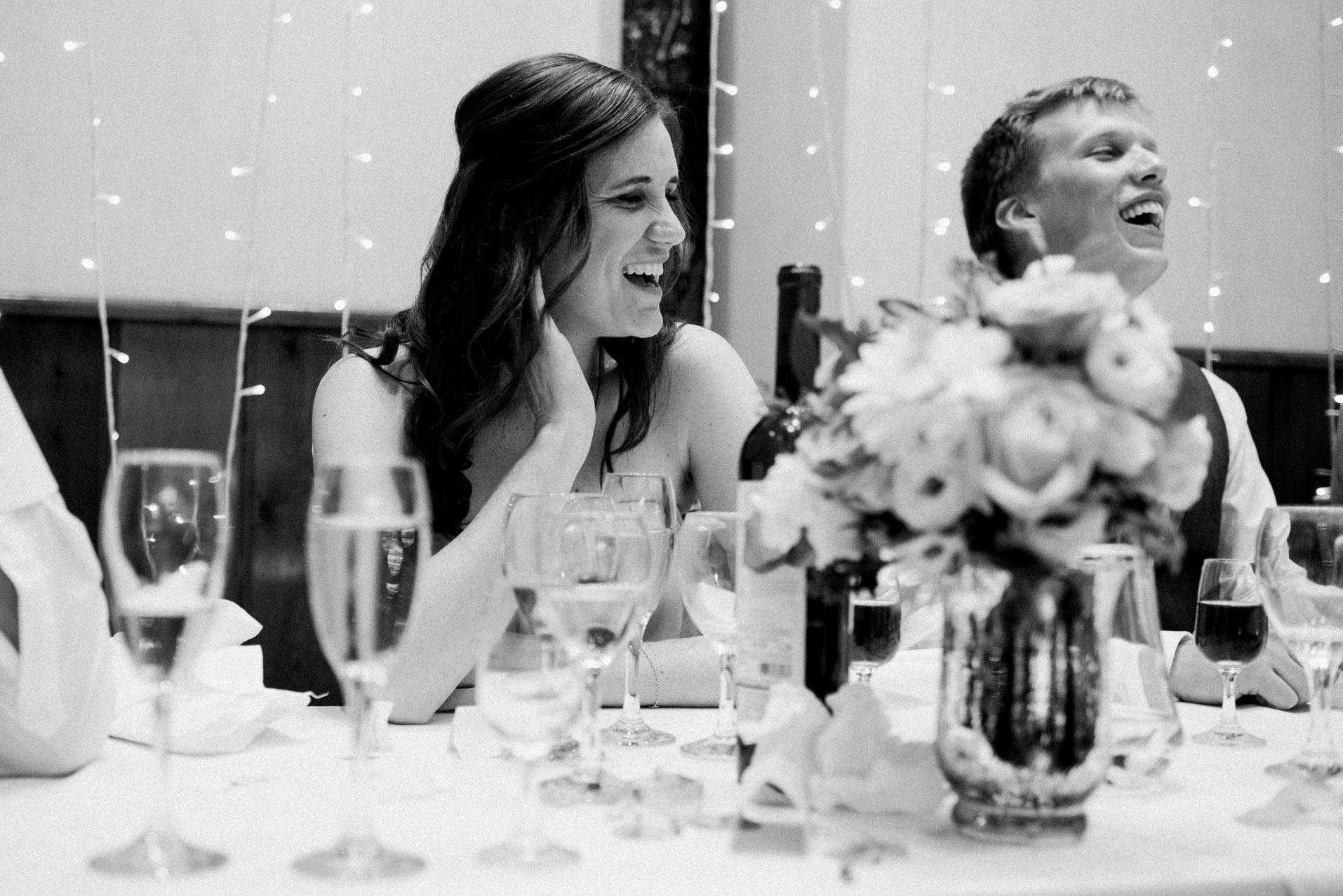 Dillington House Wedding speeches