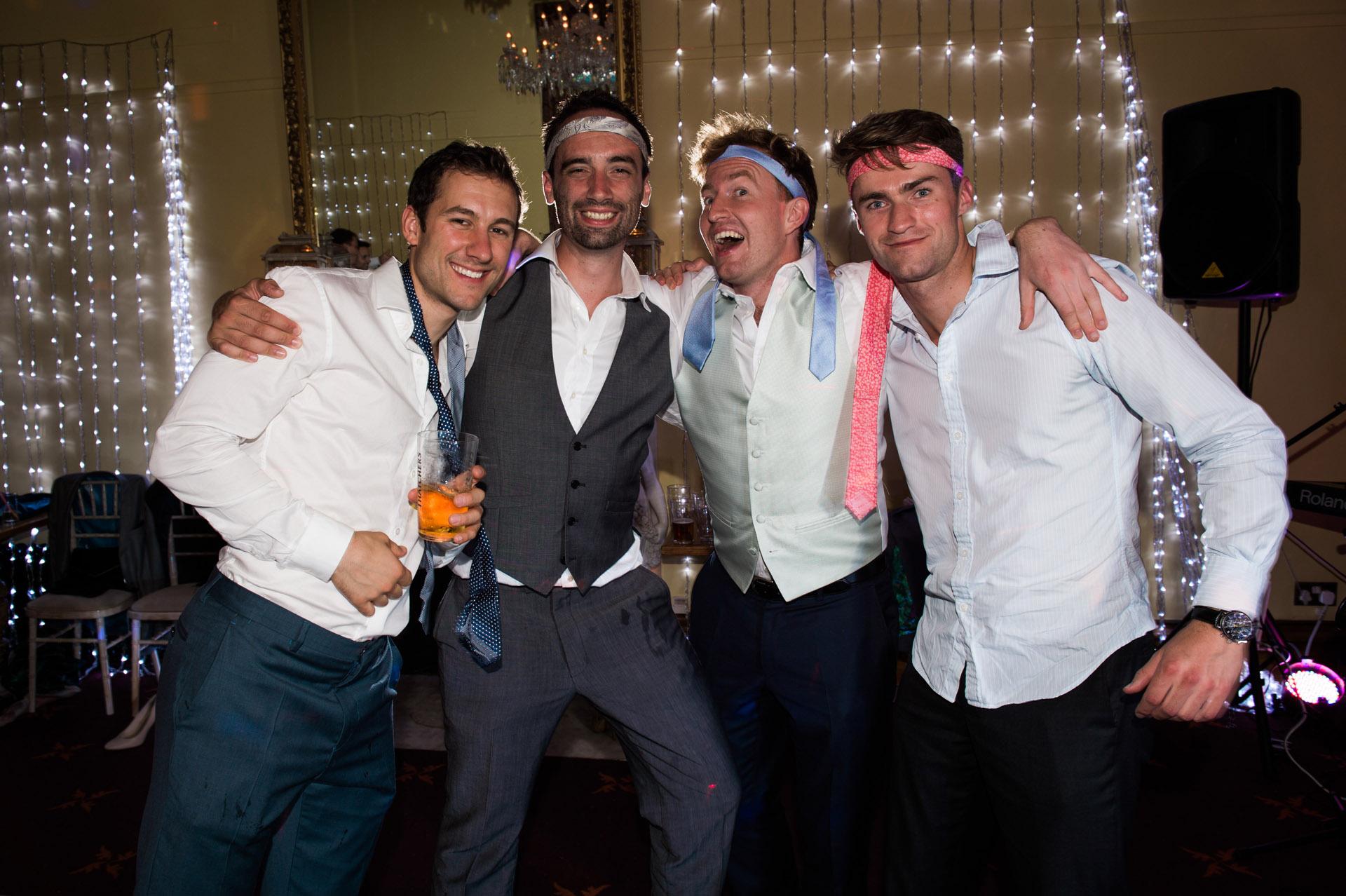 boys at Dillington House