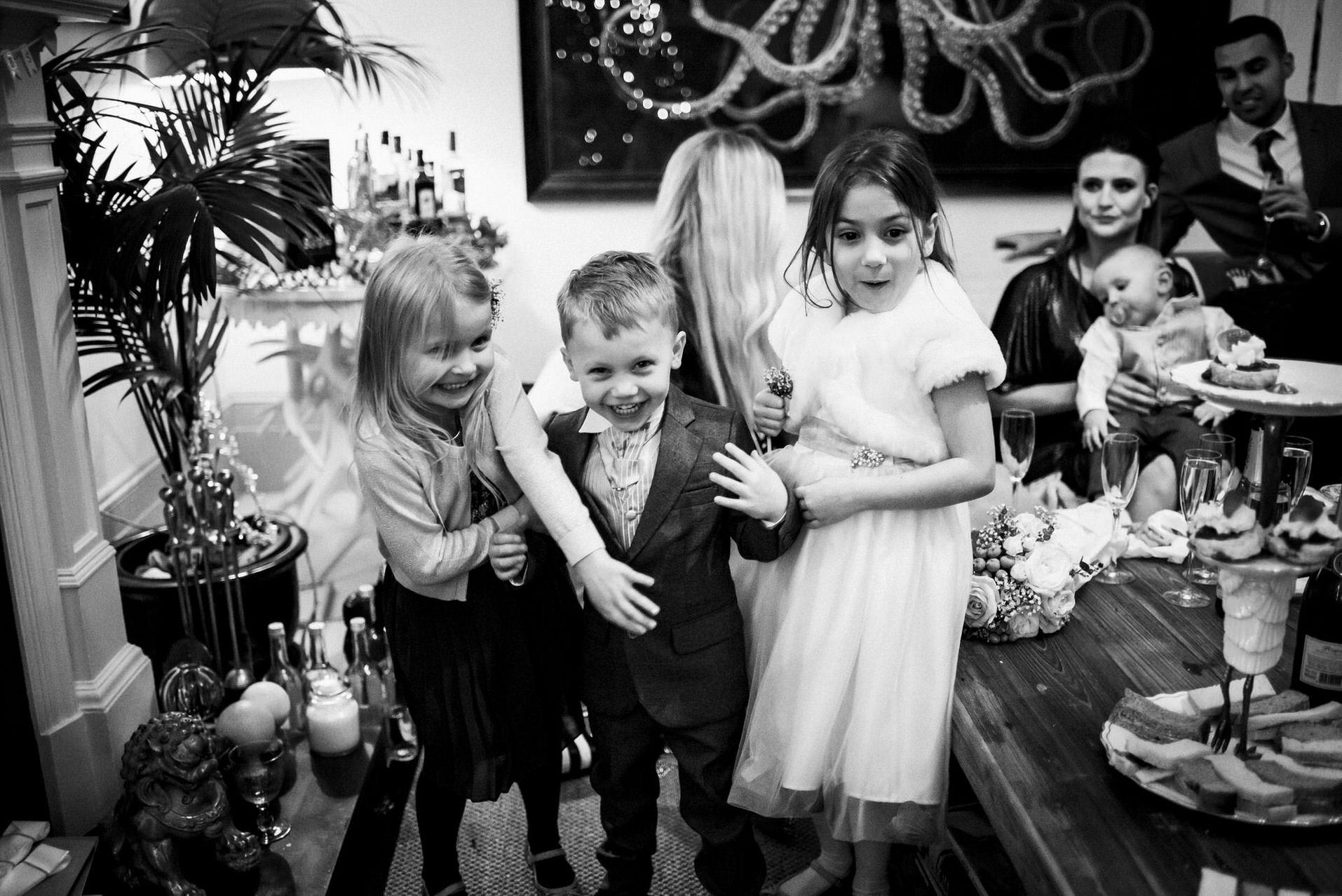 Isle of Wight documentary wedding photographer