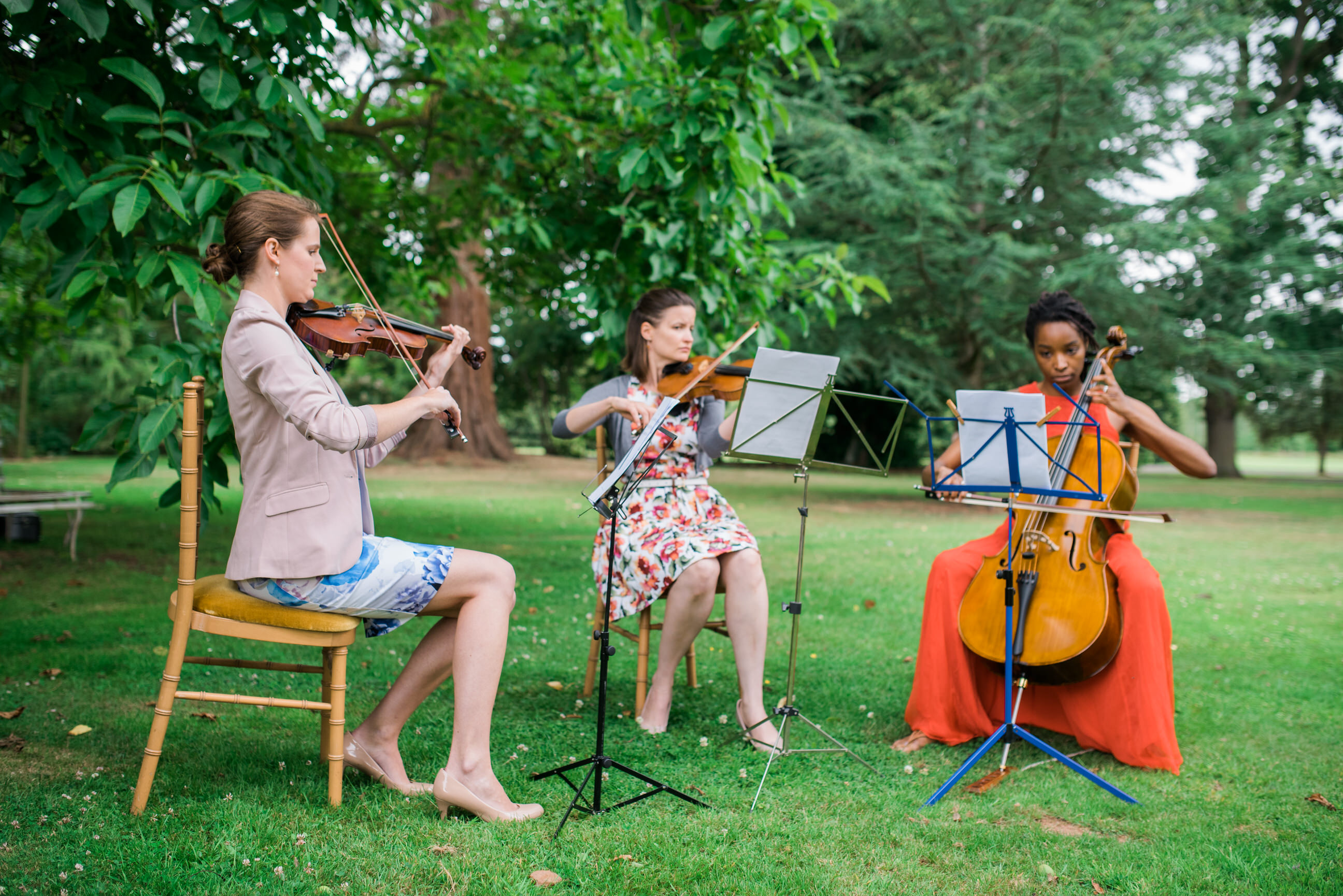 String quartet Maunsel House