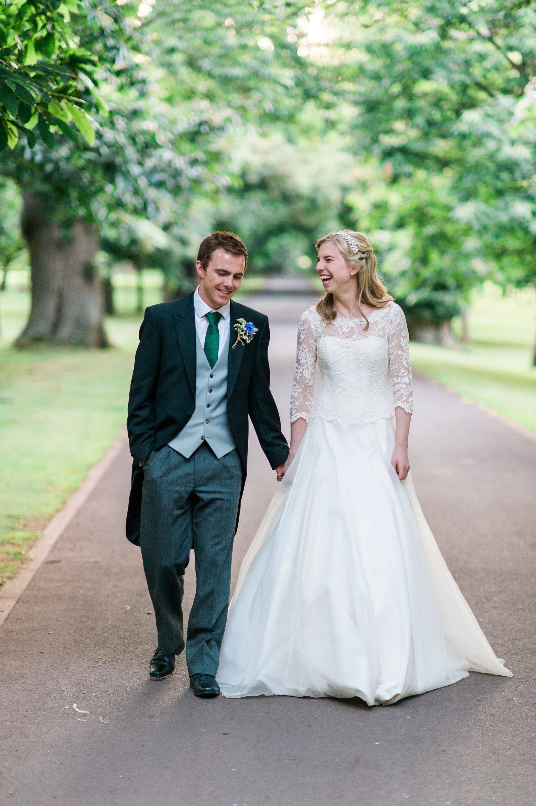 Bride and Groom Maunsel House