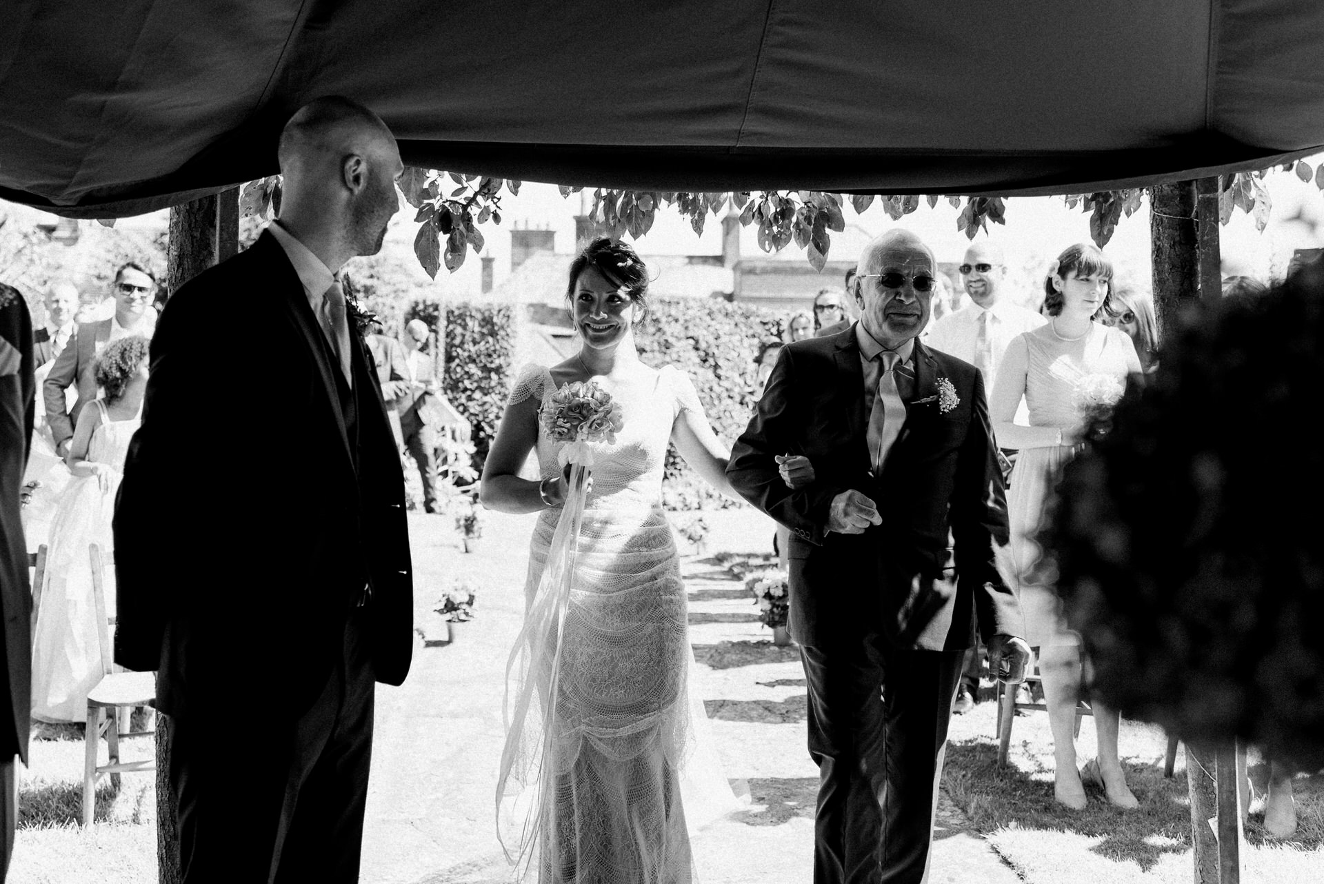 Yarlington house wedding photography 12