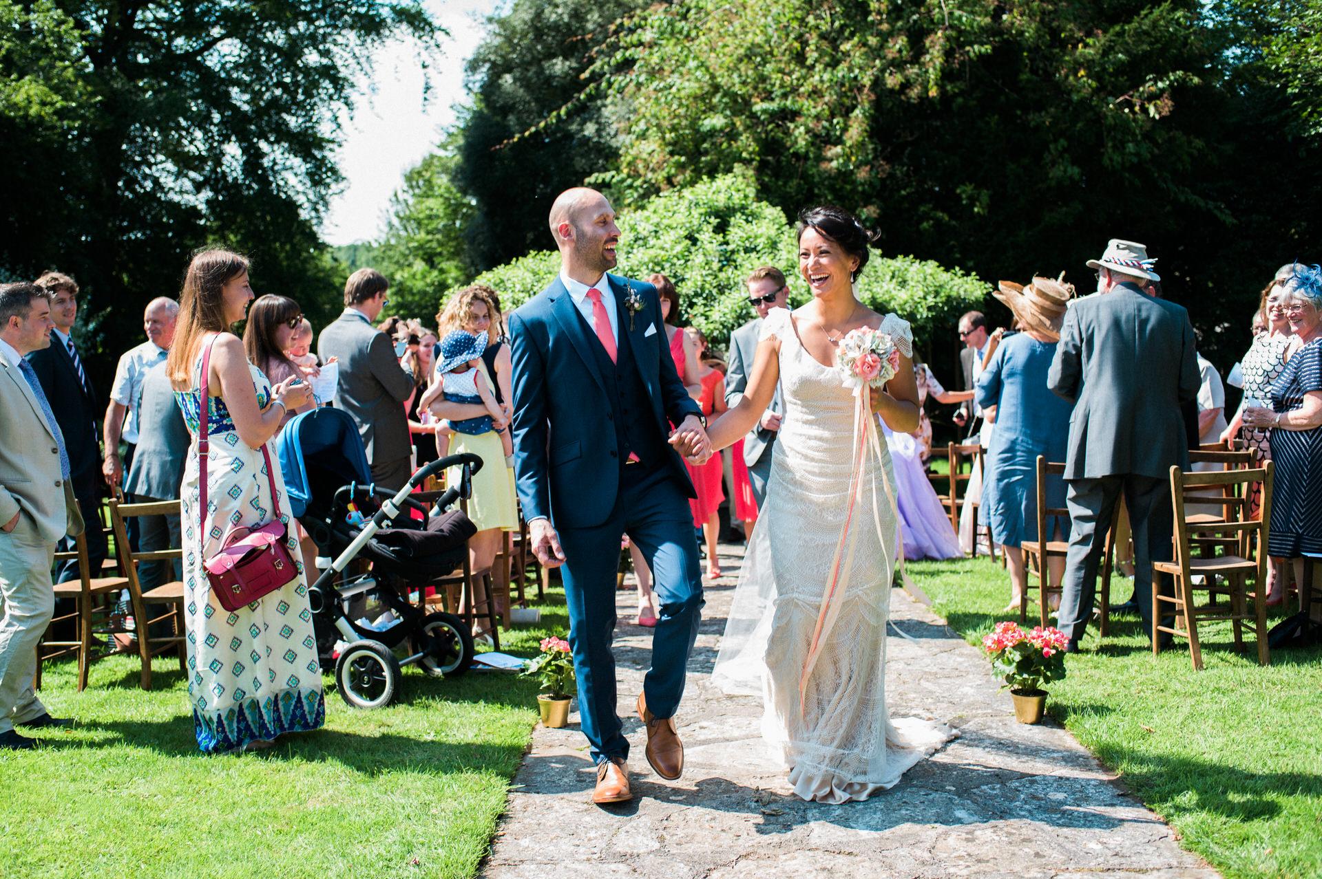 Yarlington house wedding photography 15