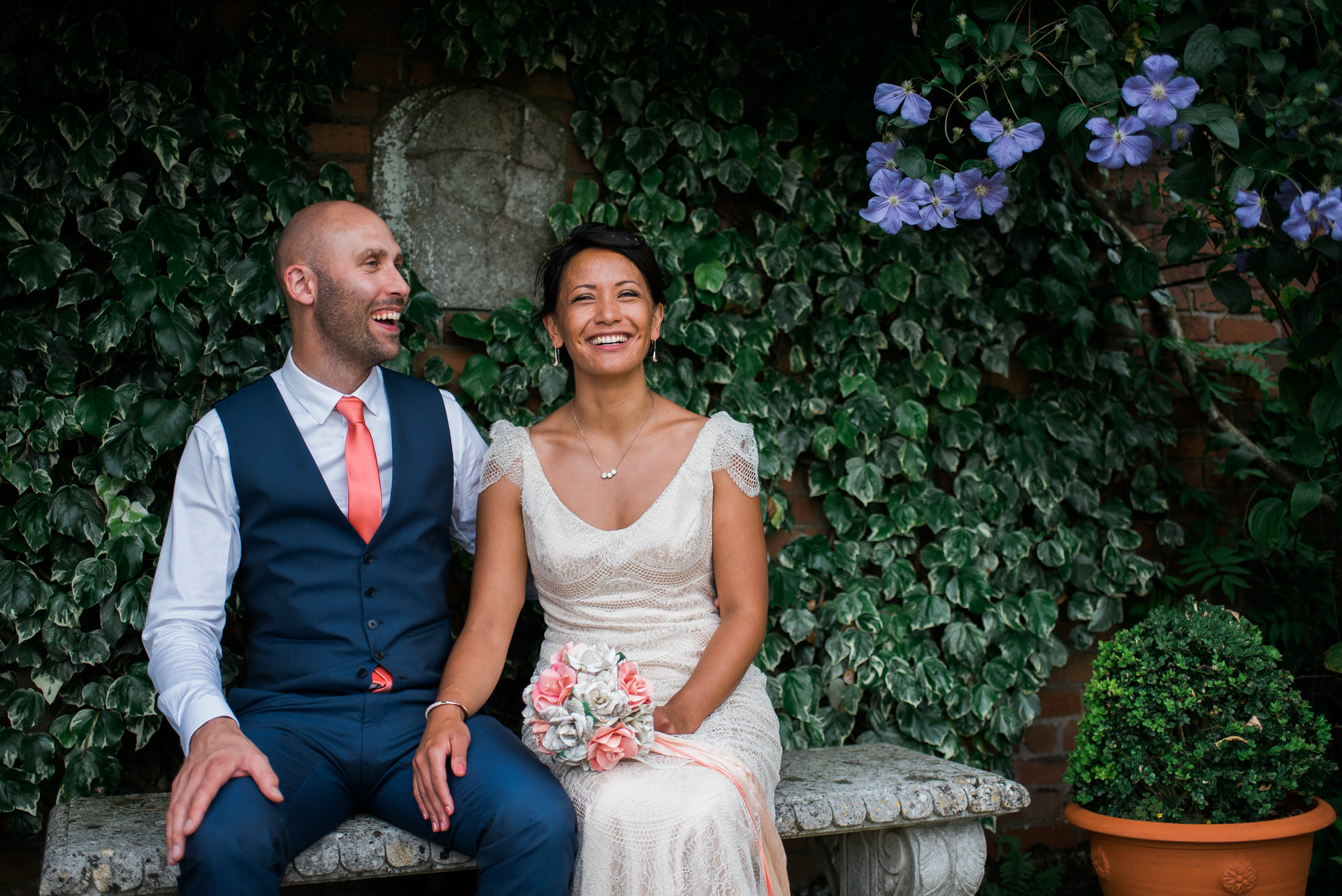 Yarlington house wedding photography 29