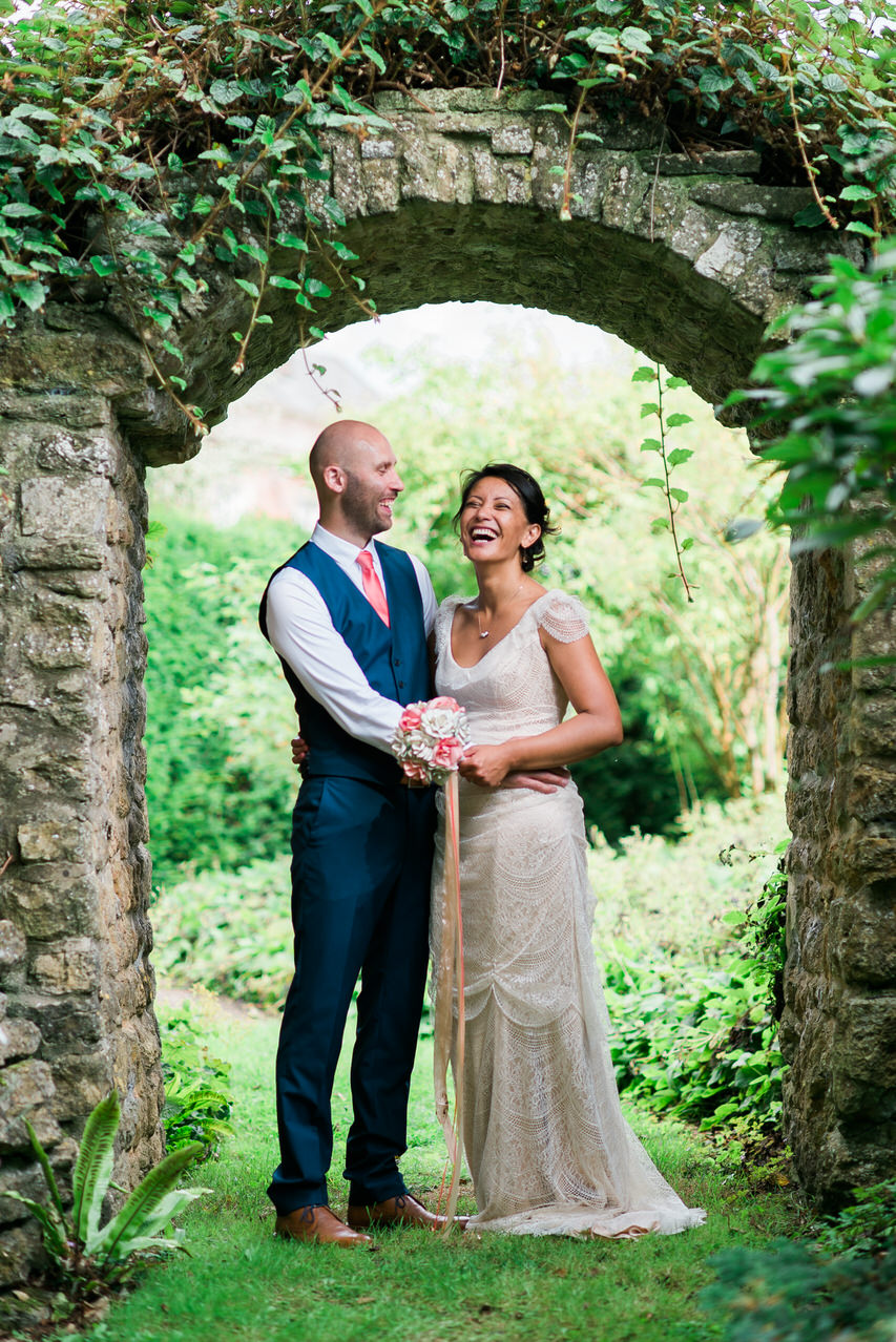 Yarlington house wedding photography 30