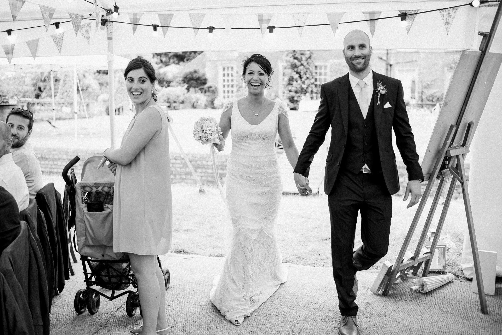 Yarlington house wedding photography 36