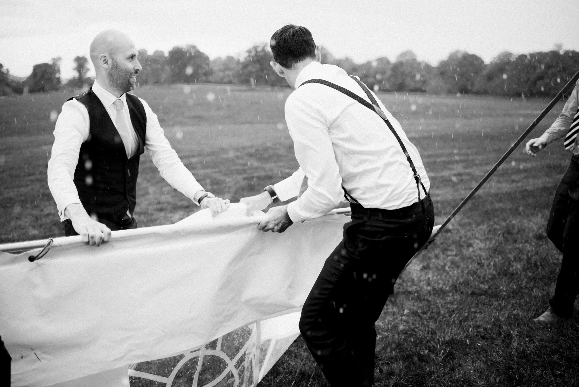 Yarlington house wedding photography 37