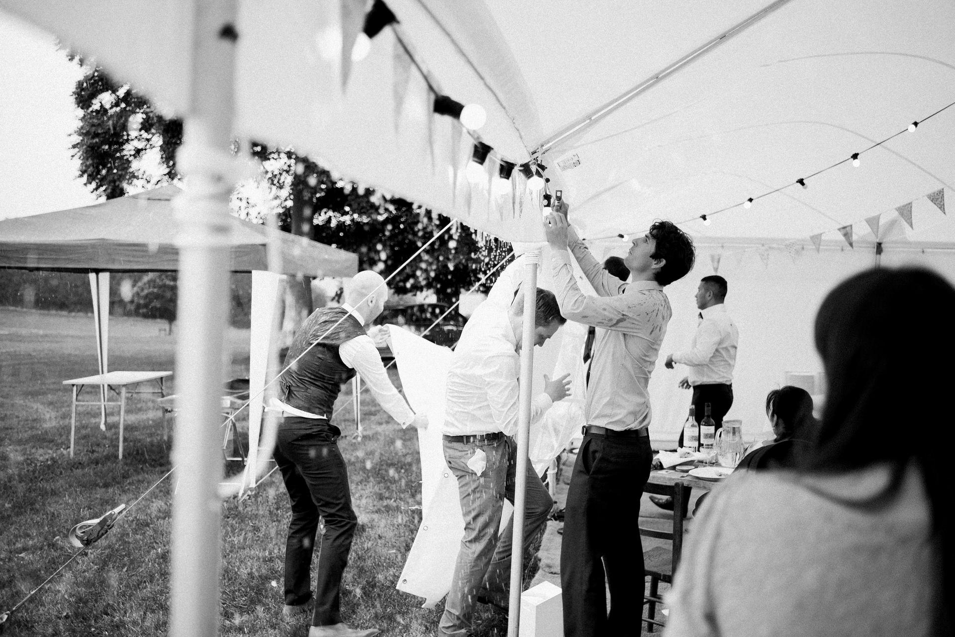 Yarlington house wedding photography 38