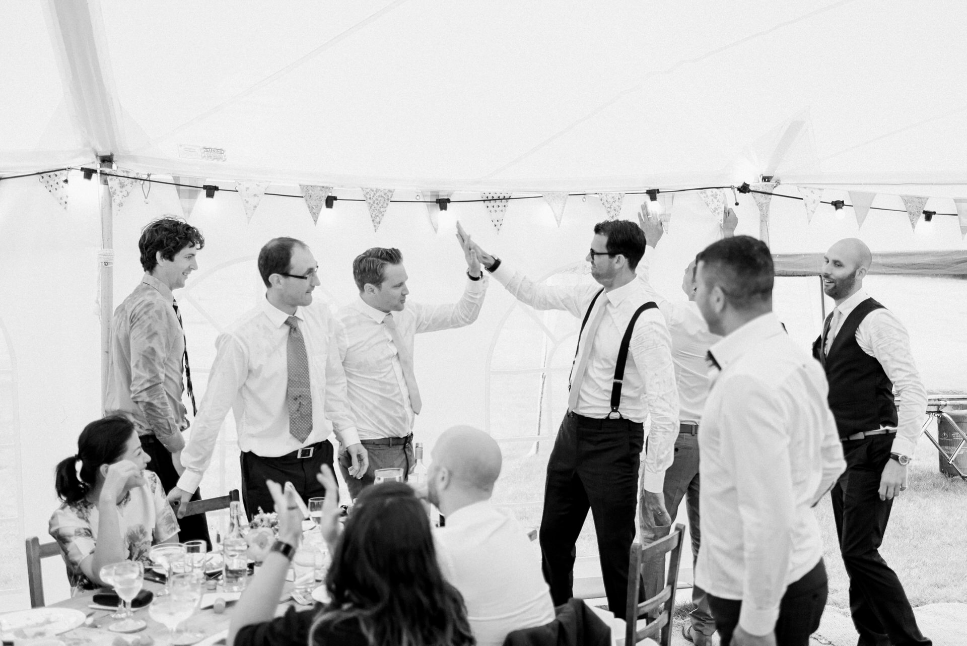 Yarlington house wedding photography 39