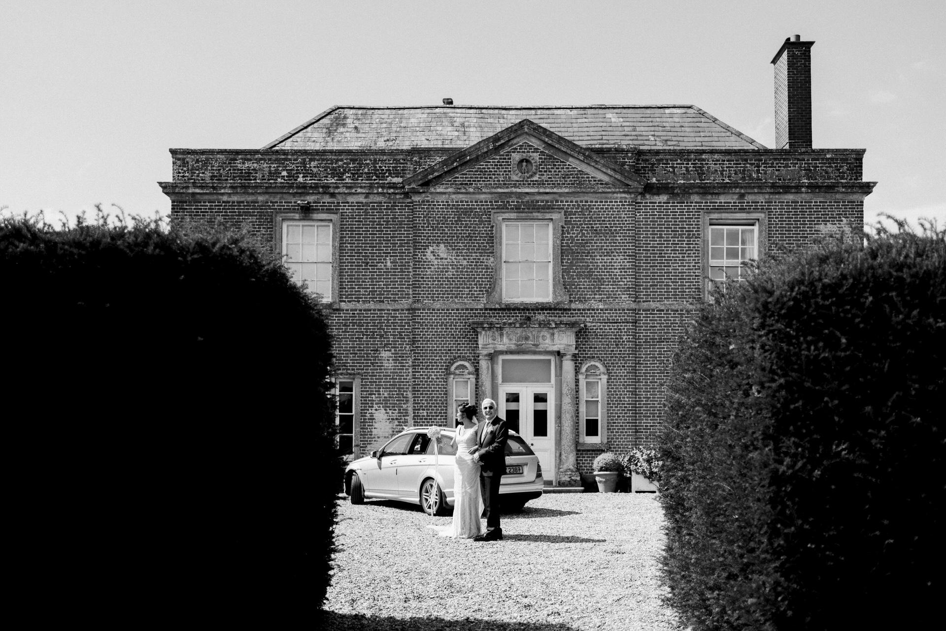 Yarlington house wedding photography 9