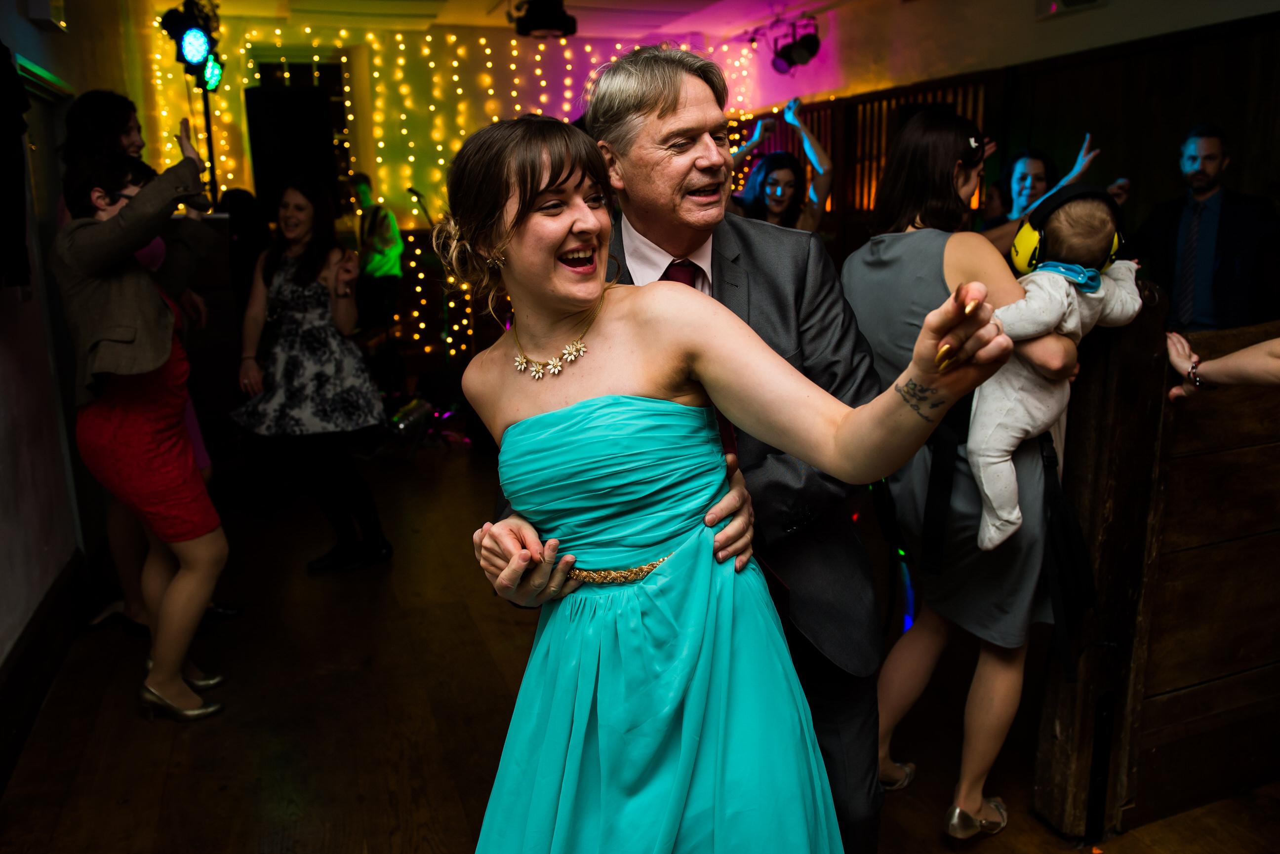 Dancing at Pennard House