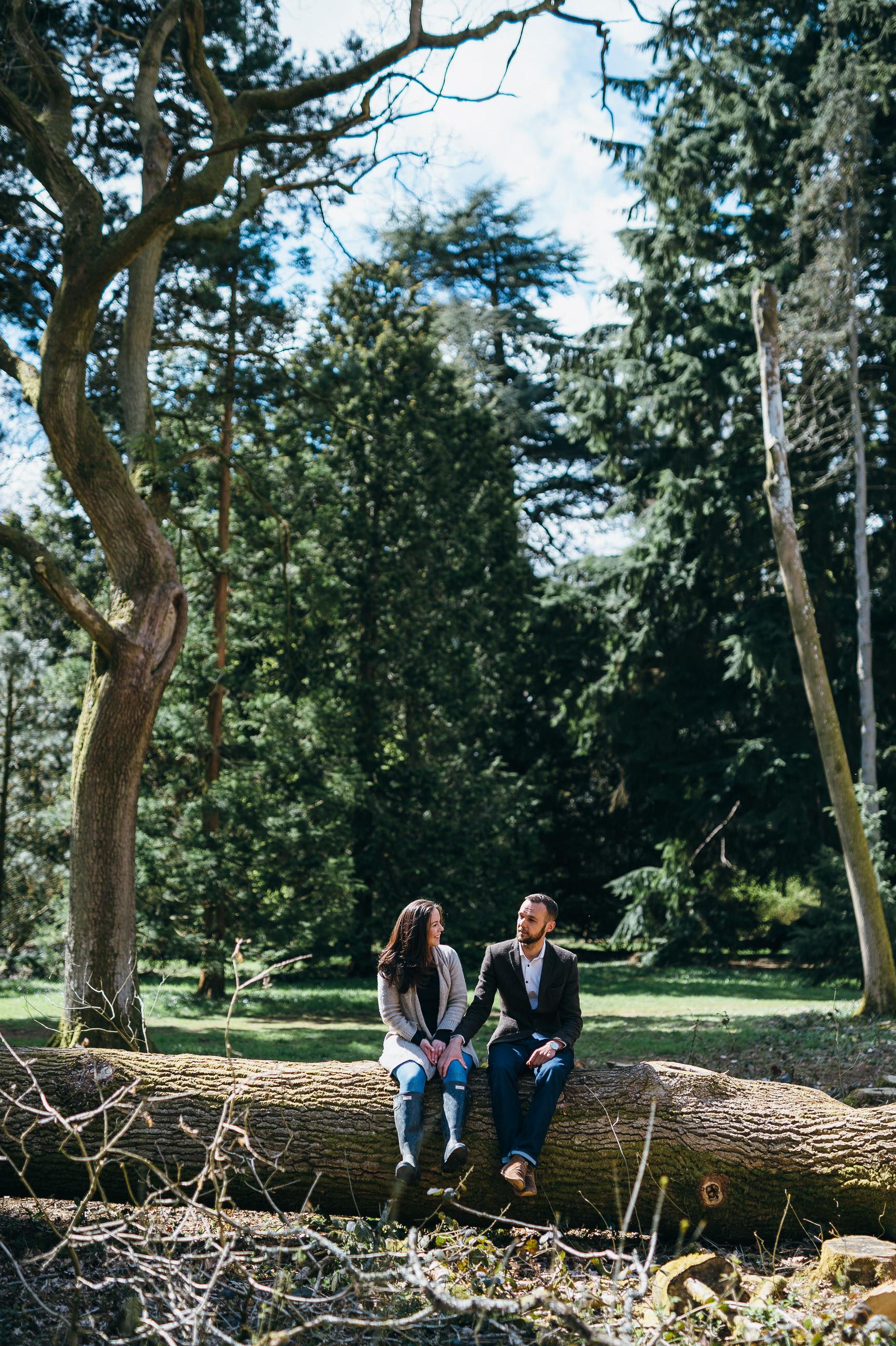 Engagement photography Somerset