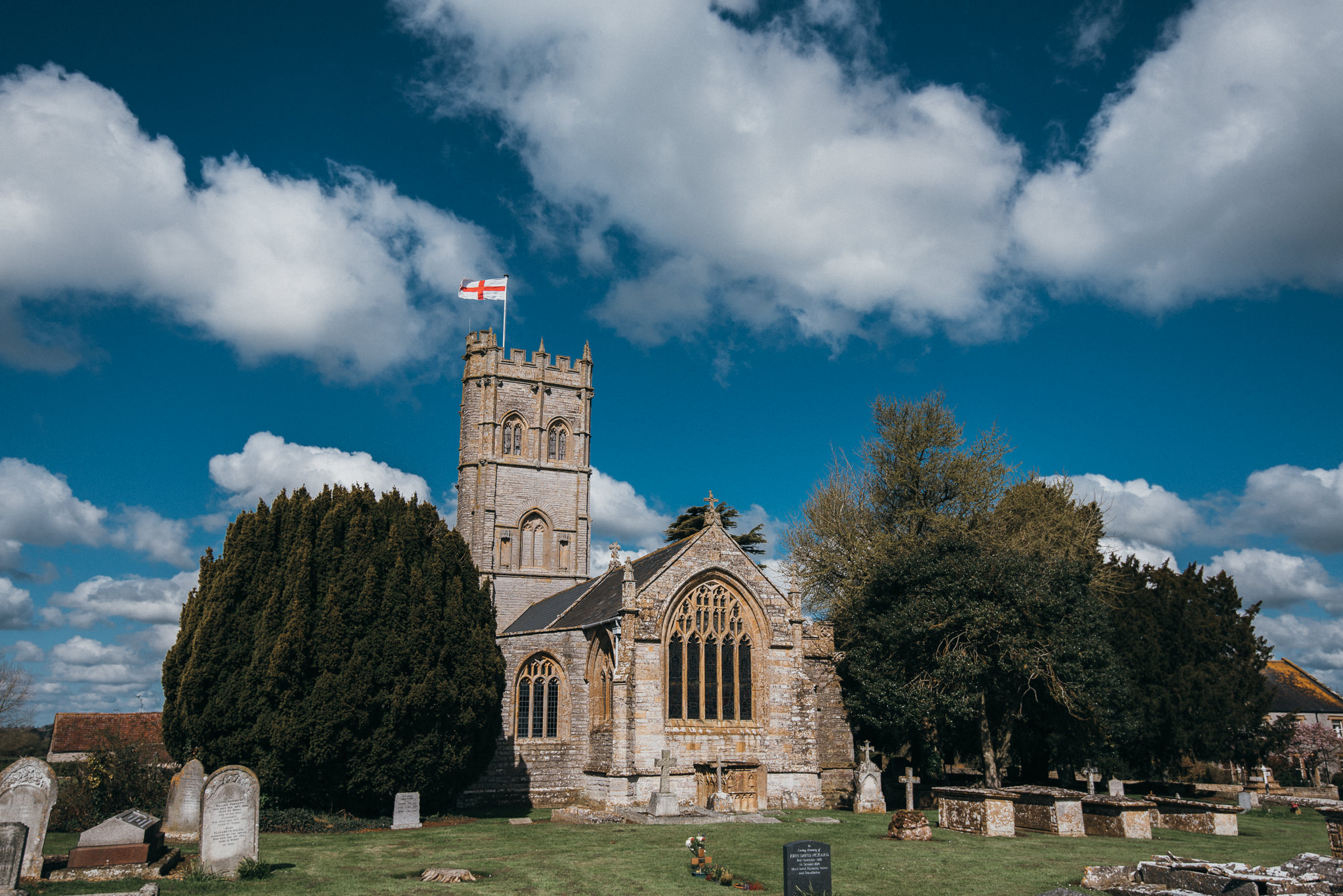 Church of St Peter and St Paul, Muchelney