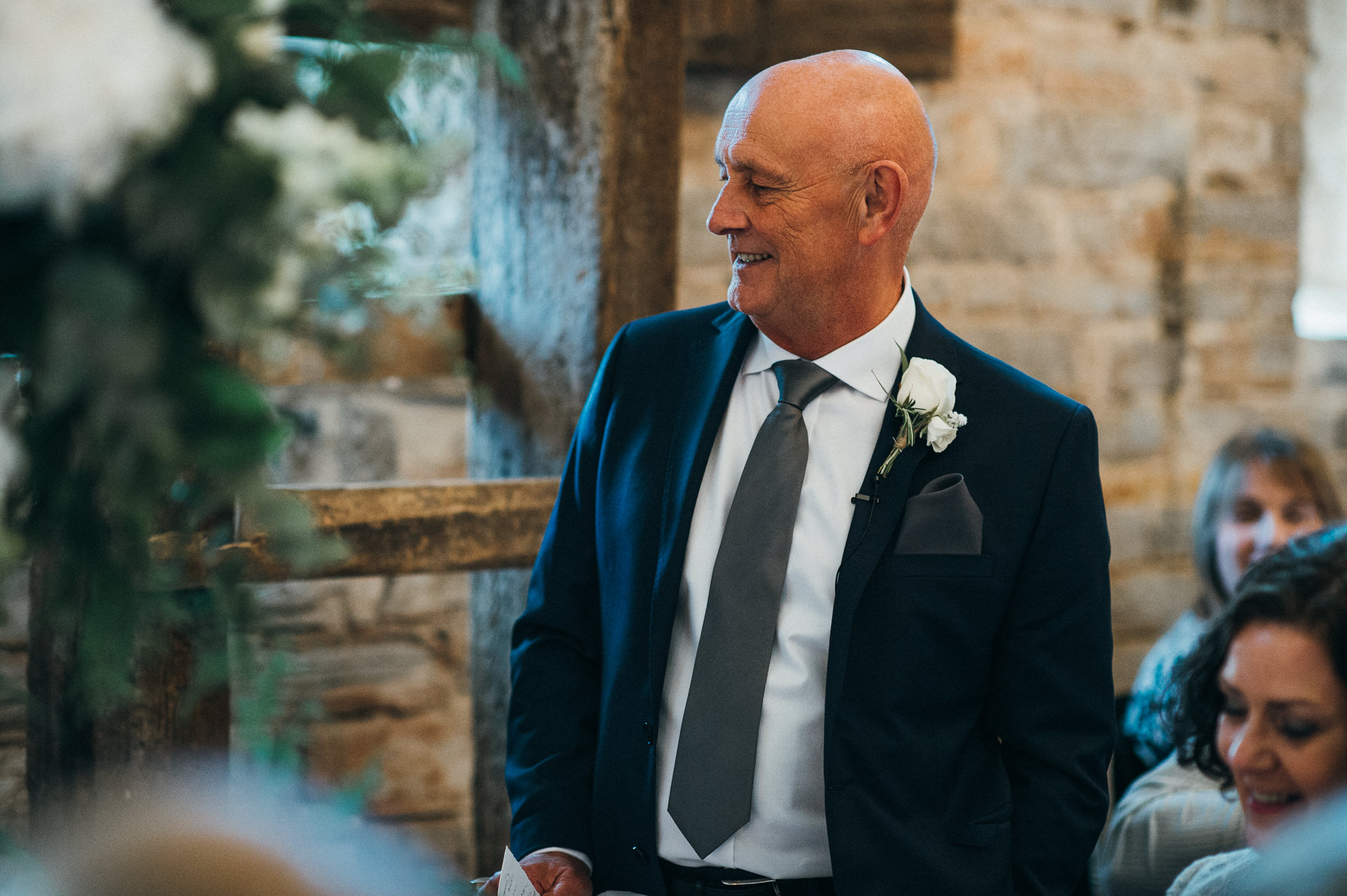 father of groom wedding speech at almonry barn