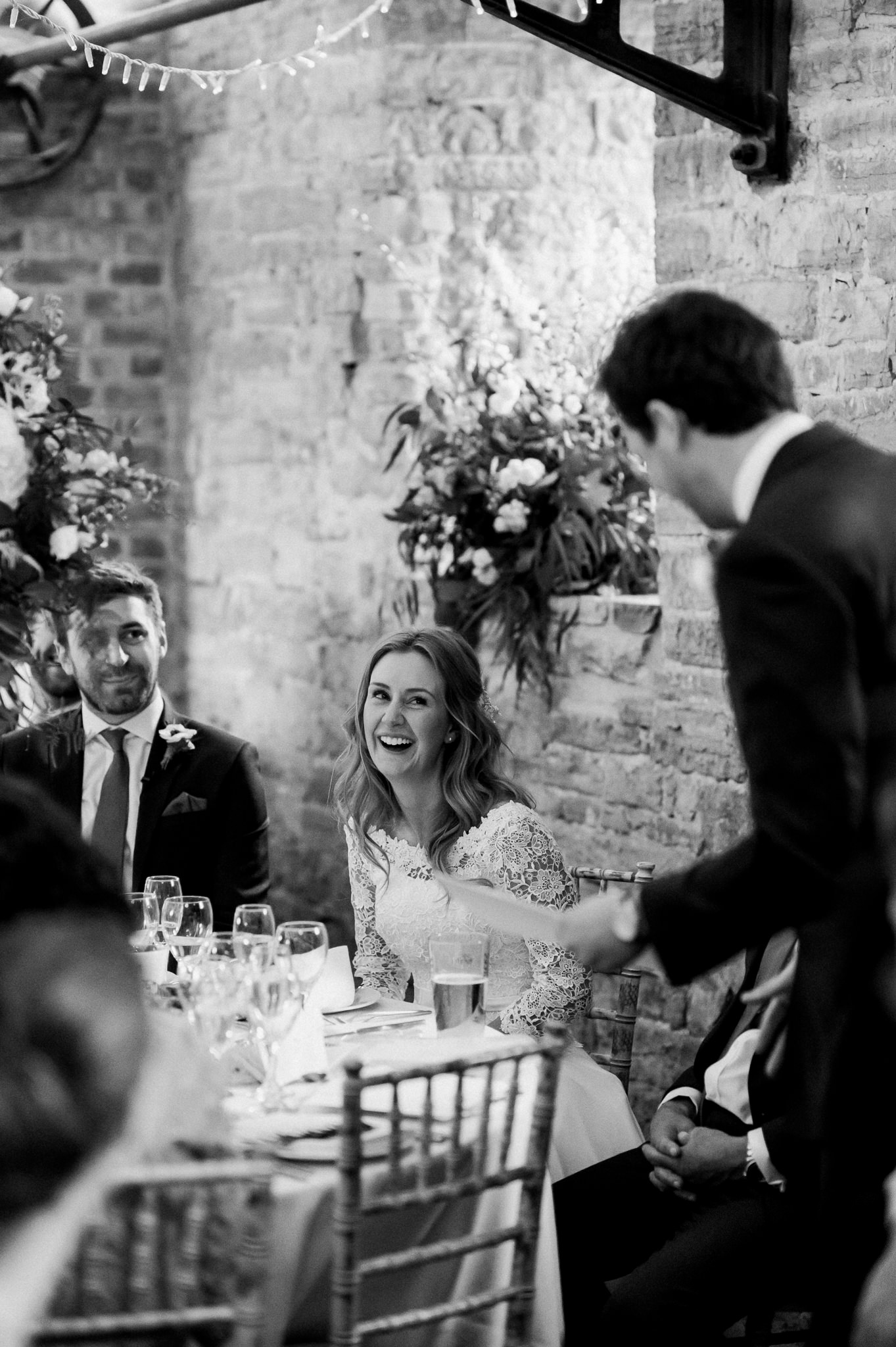 speeches almonry barn