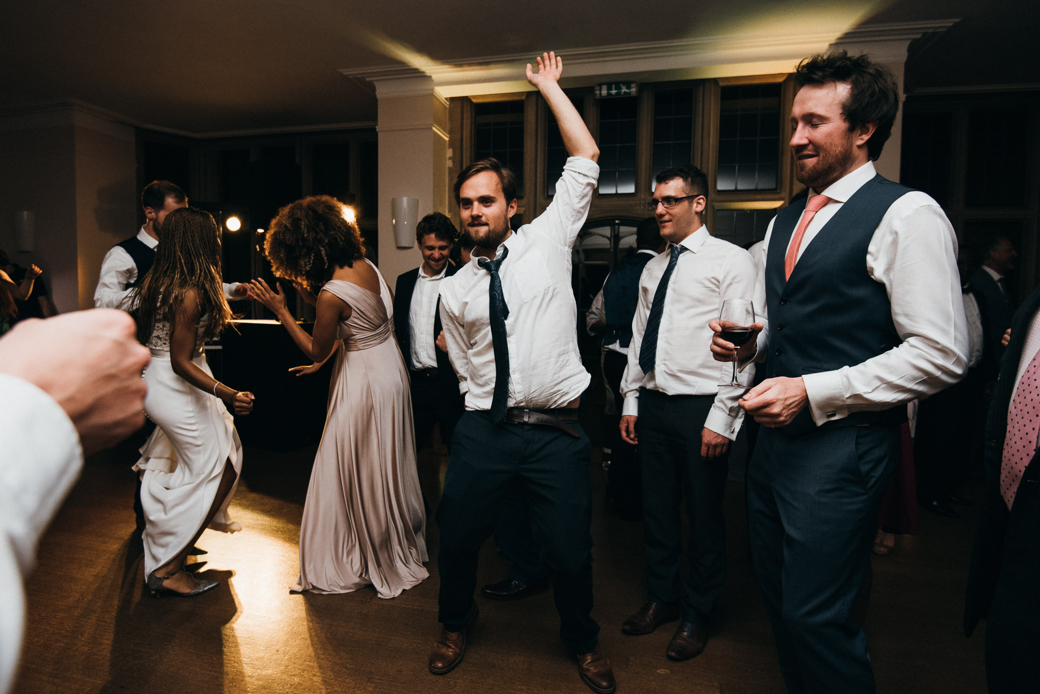 dancing Coombe Lodge Blagdon