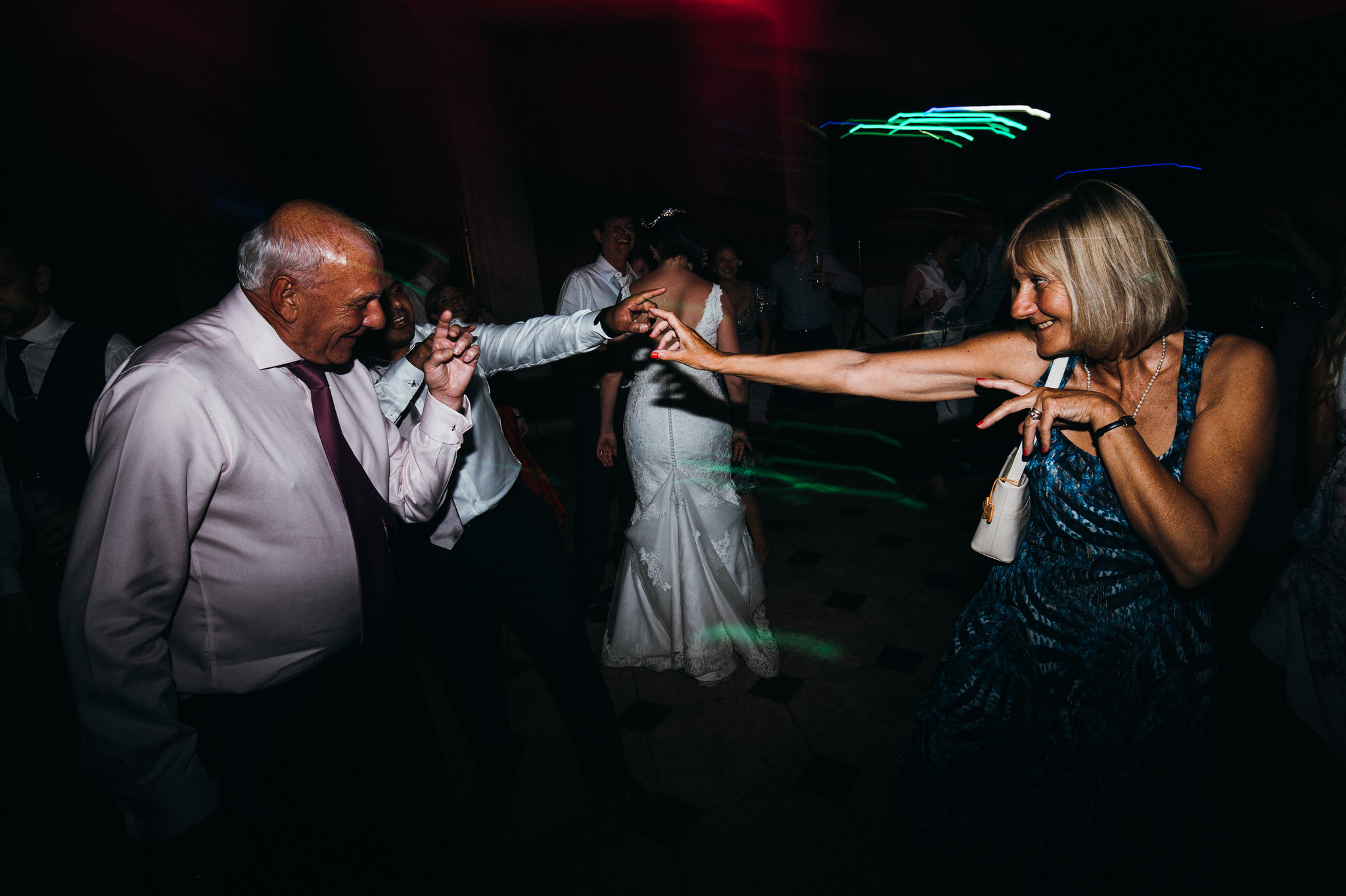 celebrations Berkeley Castle wedding