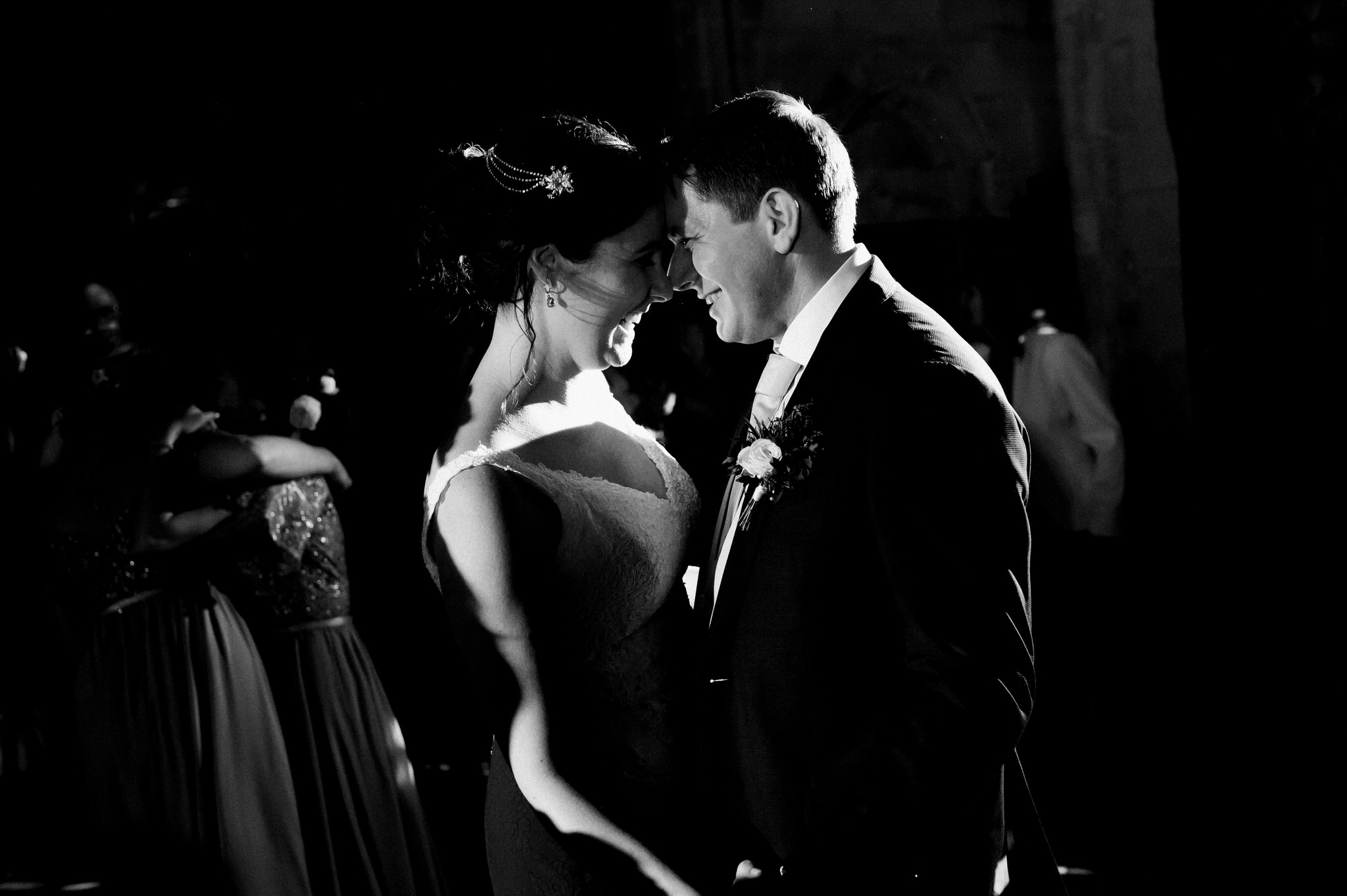 Berkeley Castle first dance