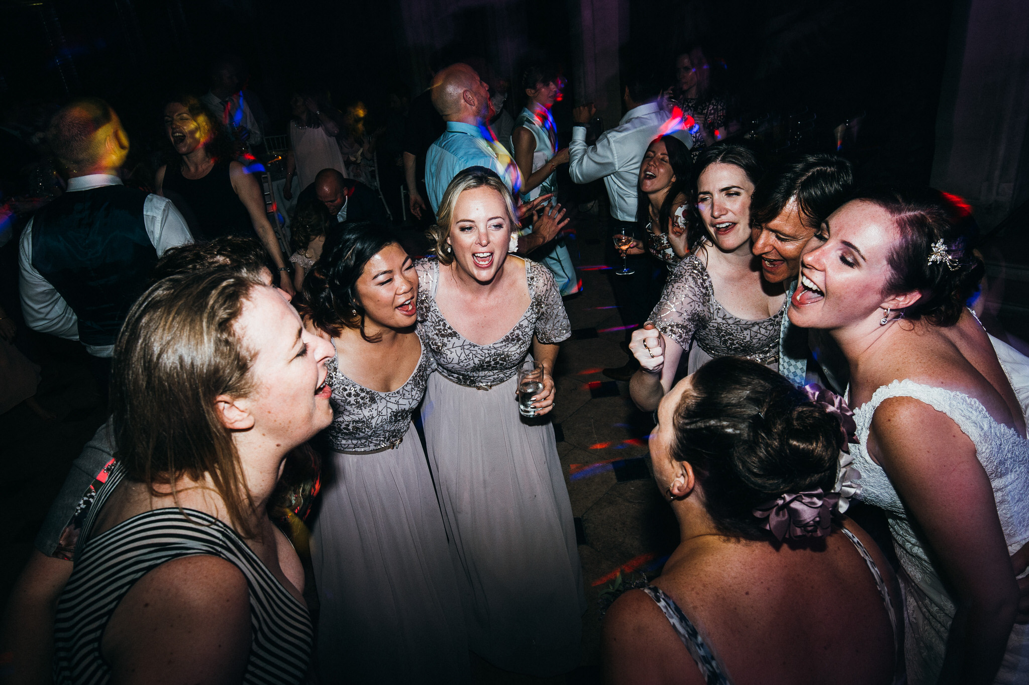 documentary wedding photography Berkeley Castle