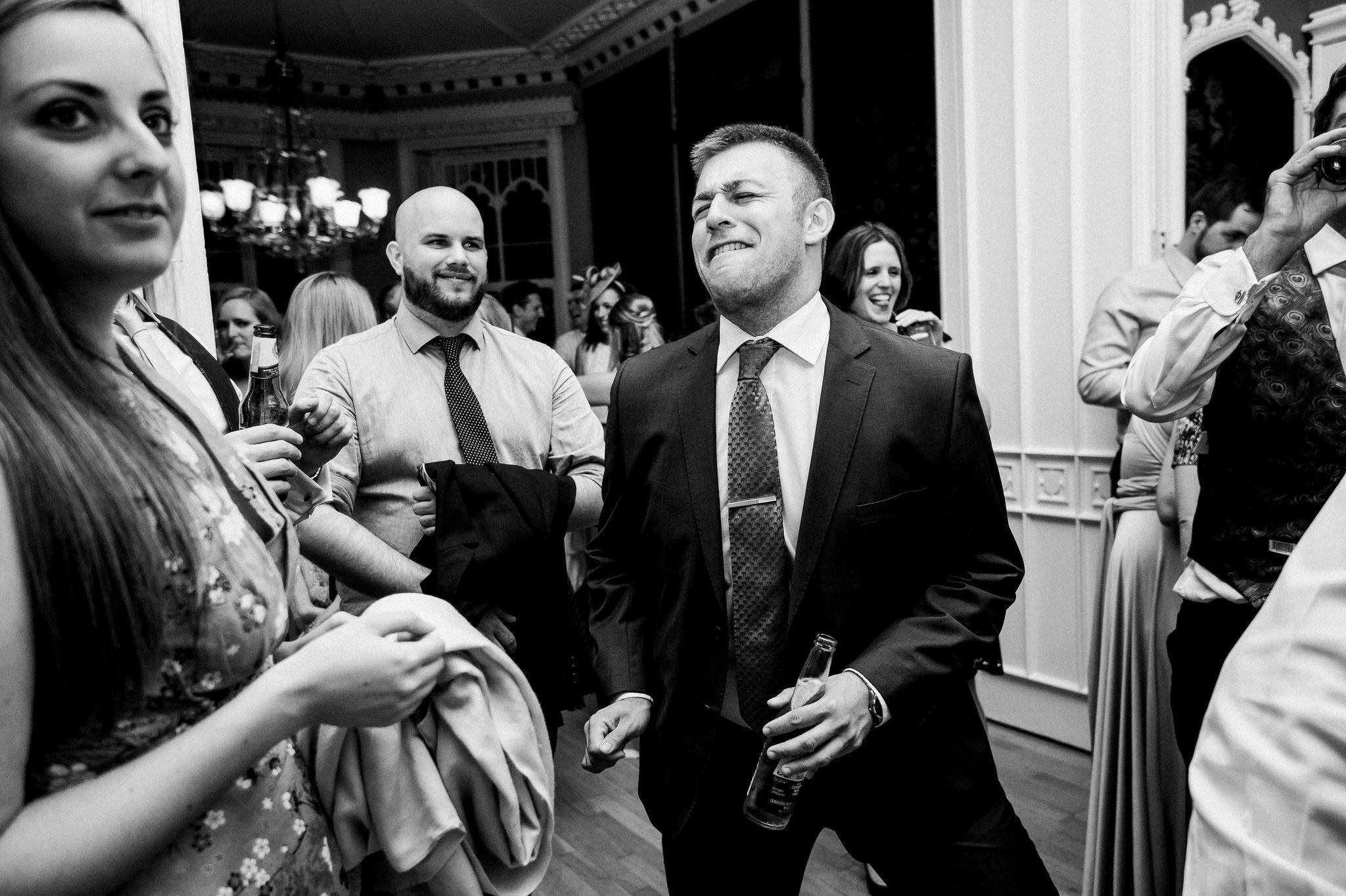 dancing nonsuch mansion wedding