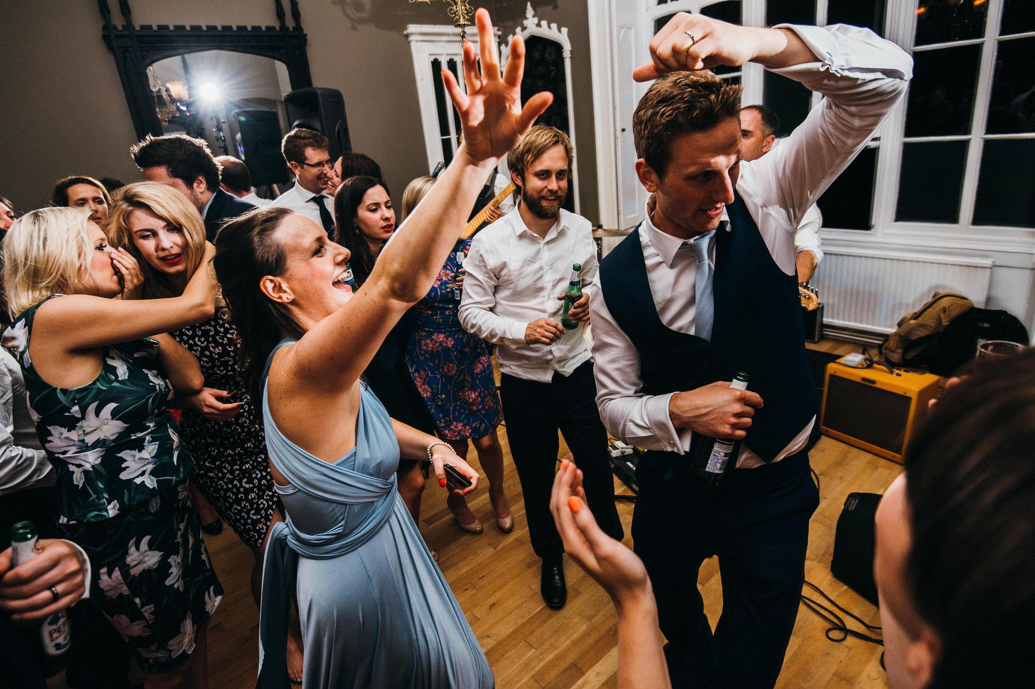 wild party nonsuch mansion wedding