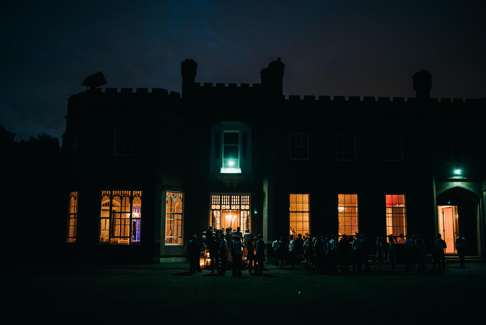 Night at Nonsuch Mansion